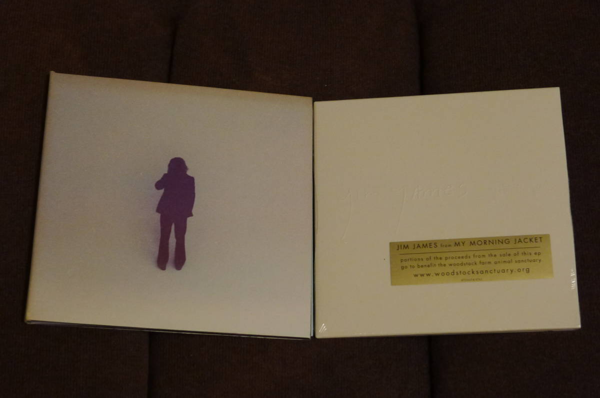 Jim James 2作セット Legions Of Light And Sound Of God, Tribute To / My Morning Jacket