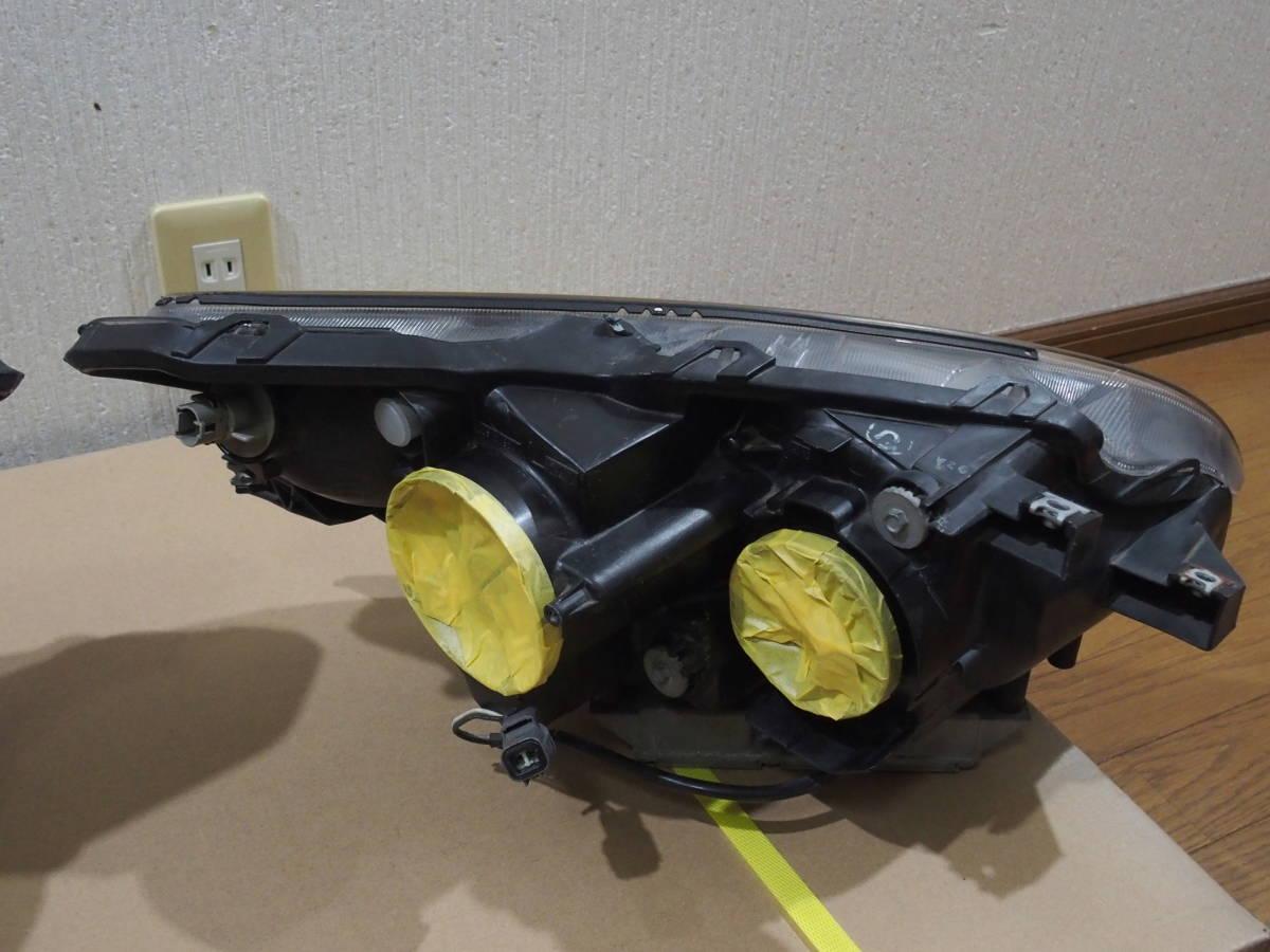 S2000  前期 純正ヘッドライト 左右_画像7