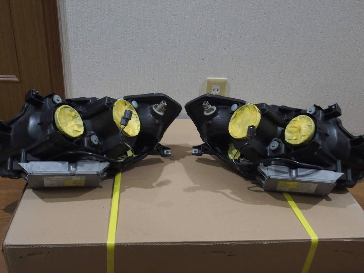 S2000  前期 純正ヘッドライト 左右_画像5