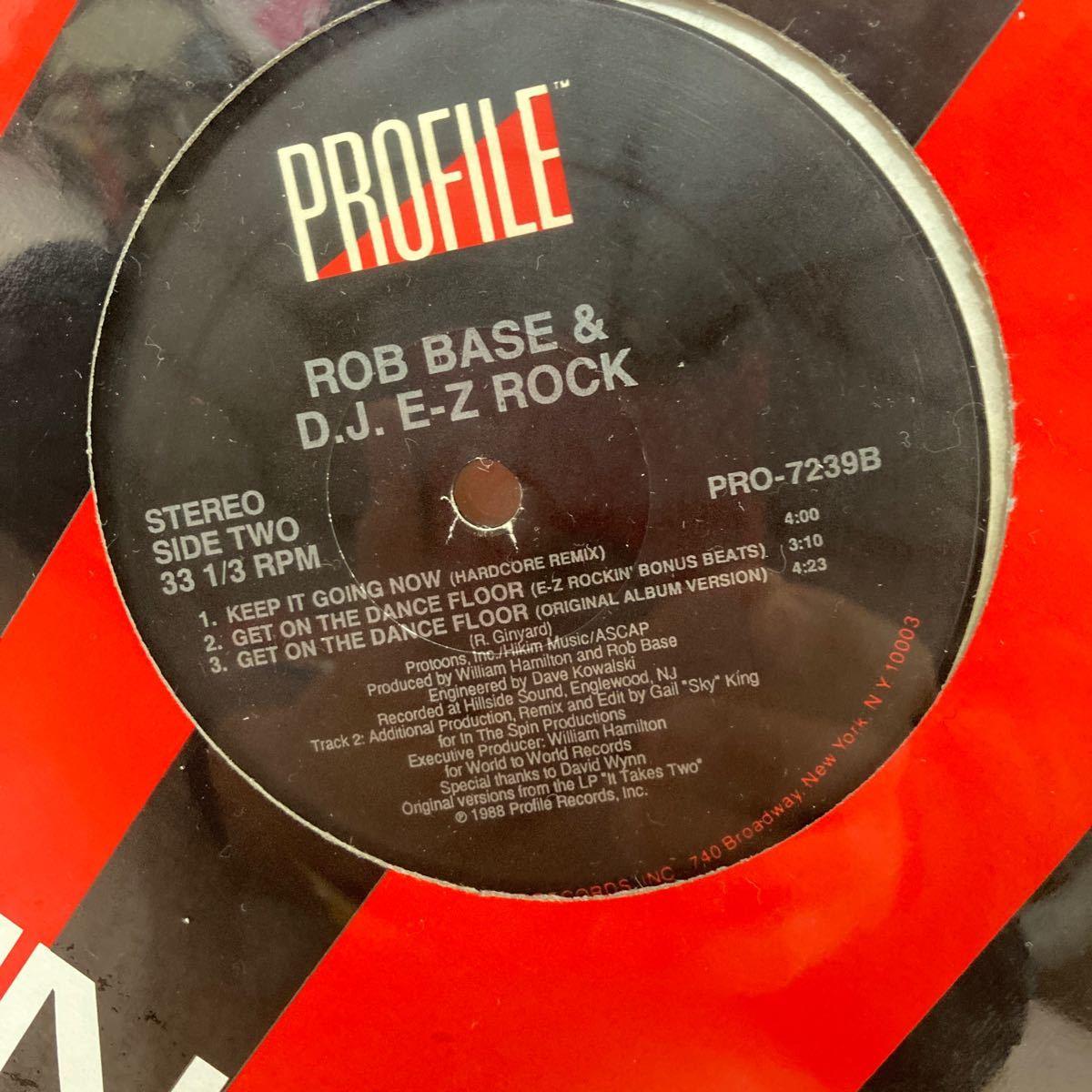 ROB BASE & D.J.E-Z ROCK