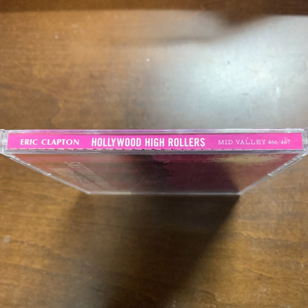 Mid Valley 2CD Eric Clapton Hollywood High Rollers★エリック・クラプトン★Derek & The Dominos★Cream