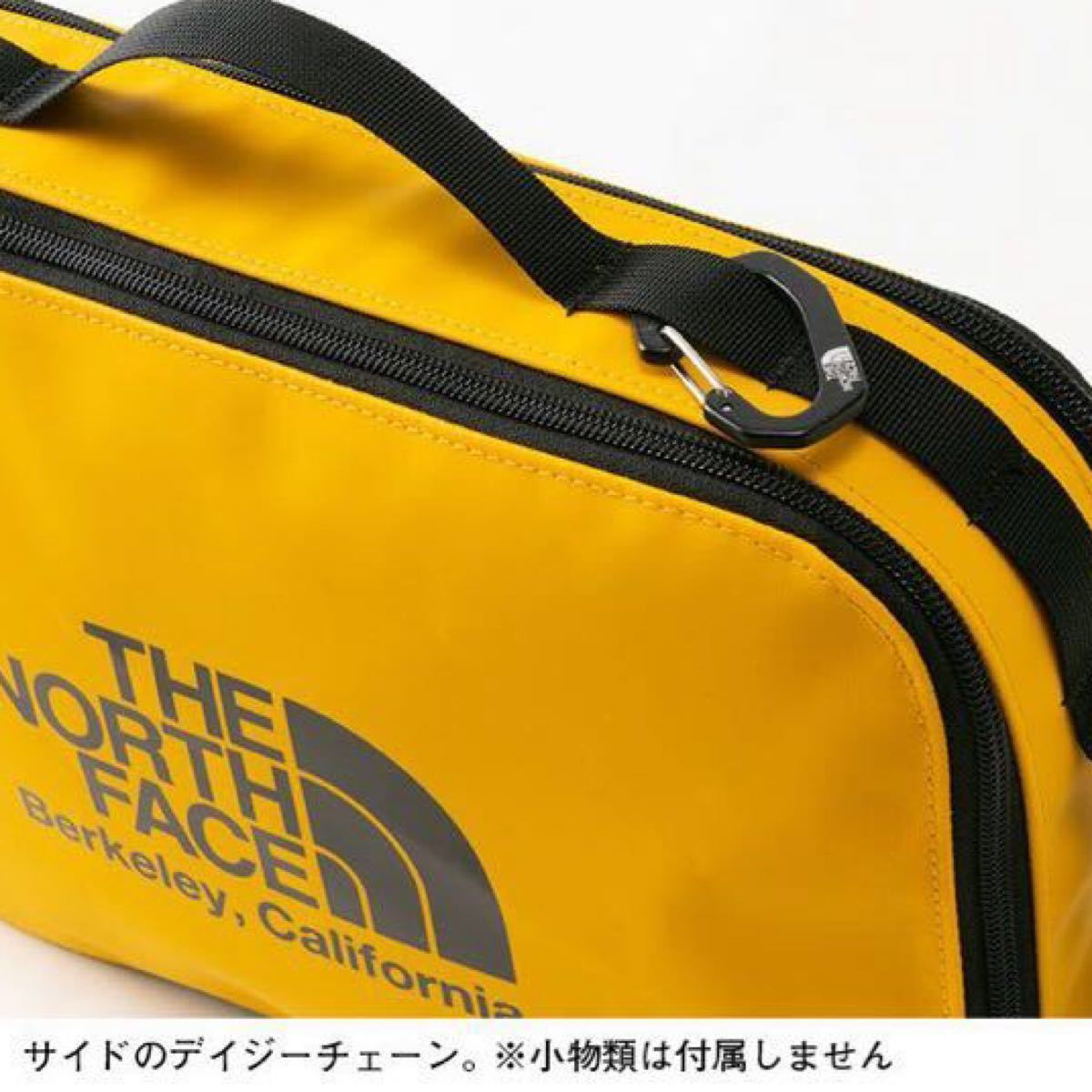 THE NORTH FACE(ザ・ノースフェイス) BC SQUARE CANISTER 2  8L マルチボックス