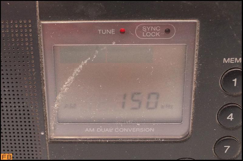 税込◆SONY◆ラジオ ICF-SW7600G 通電確認済 FMステレオ/LW/MW/SW/PLLシンセサイザーレシーバー ソニー -B1-6103_画像7