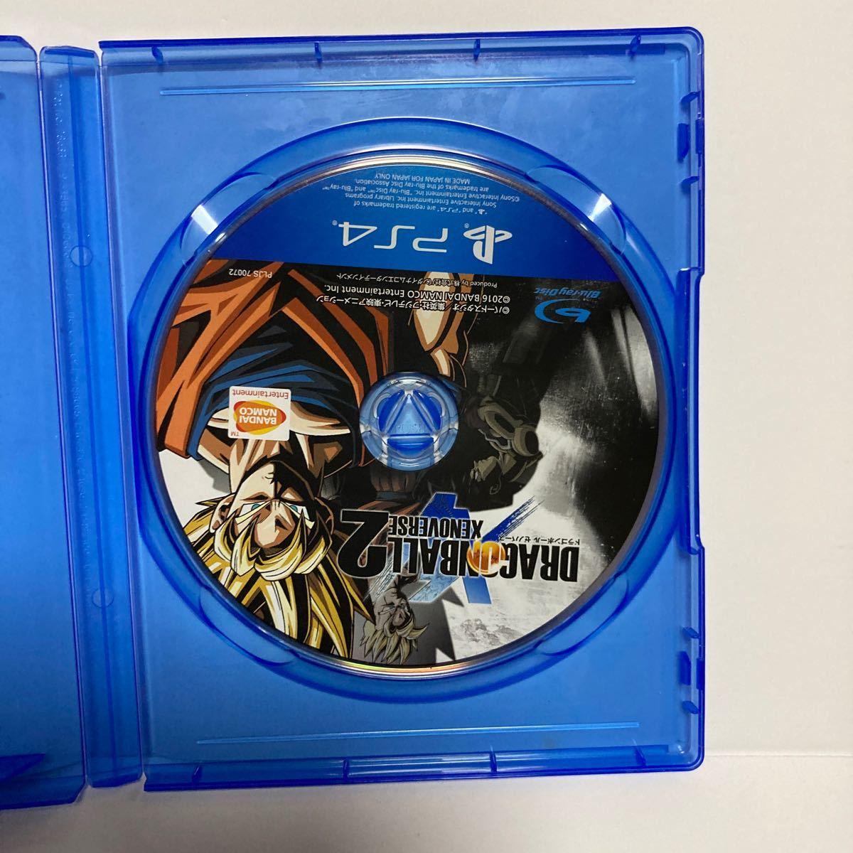 ドラゴンボールゼノバース2 PS4 PS4ソフト
