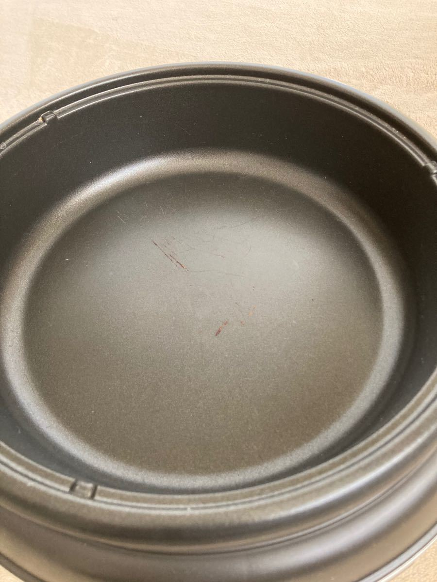 象印 プレート グリル鍋
