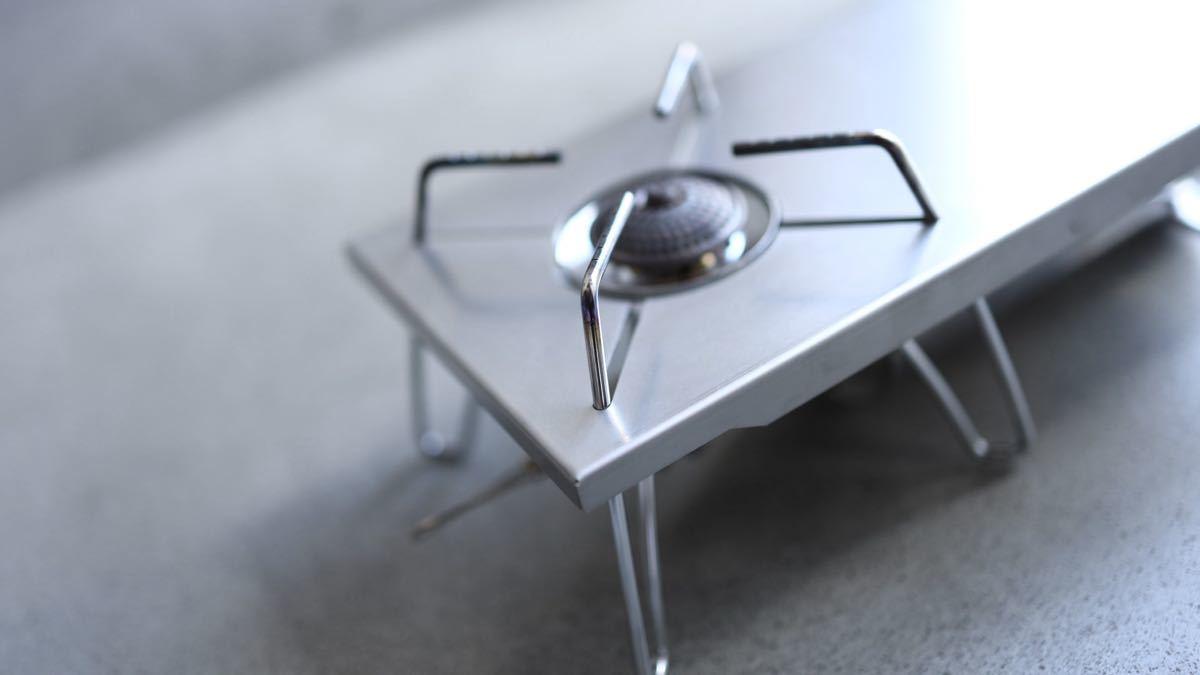SOTO バーナー ST-310用遮熱テーブル ソロキャンプ キャンプ