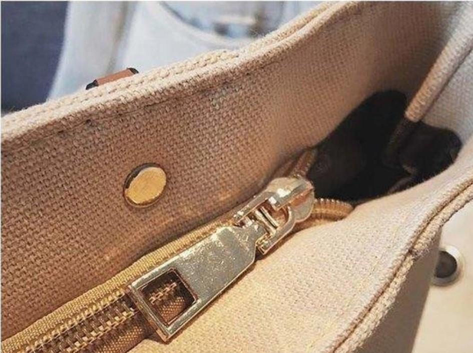 トートバッグ 横型 帆布 トート ブラック おしゃれ かわいい 人気 バッグ 2way ハンドバッグ おしゃれ ショルダーバッグ