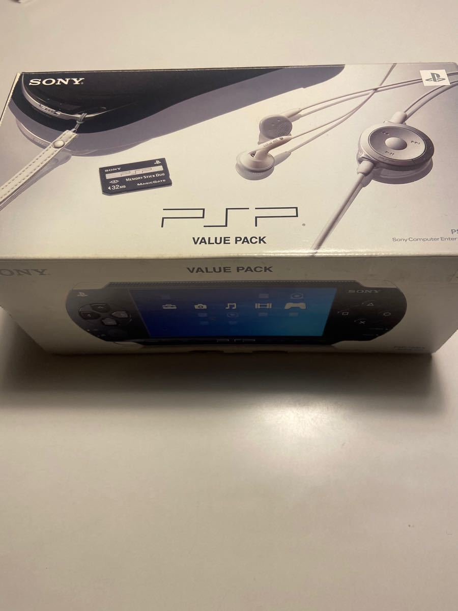 SONY PSP-1000k みんゴル付き
