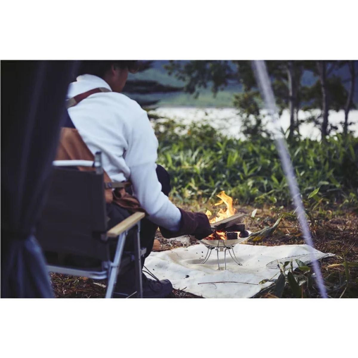コールマン(COLEMAN) ファイアーディスクソロ キャンプ用品 焚き火