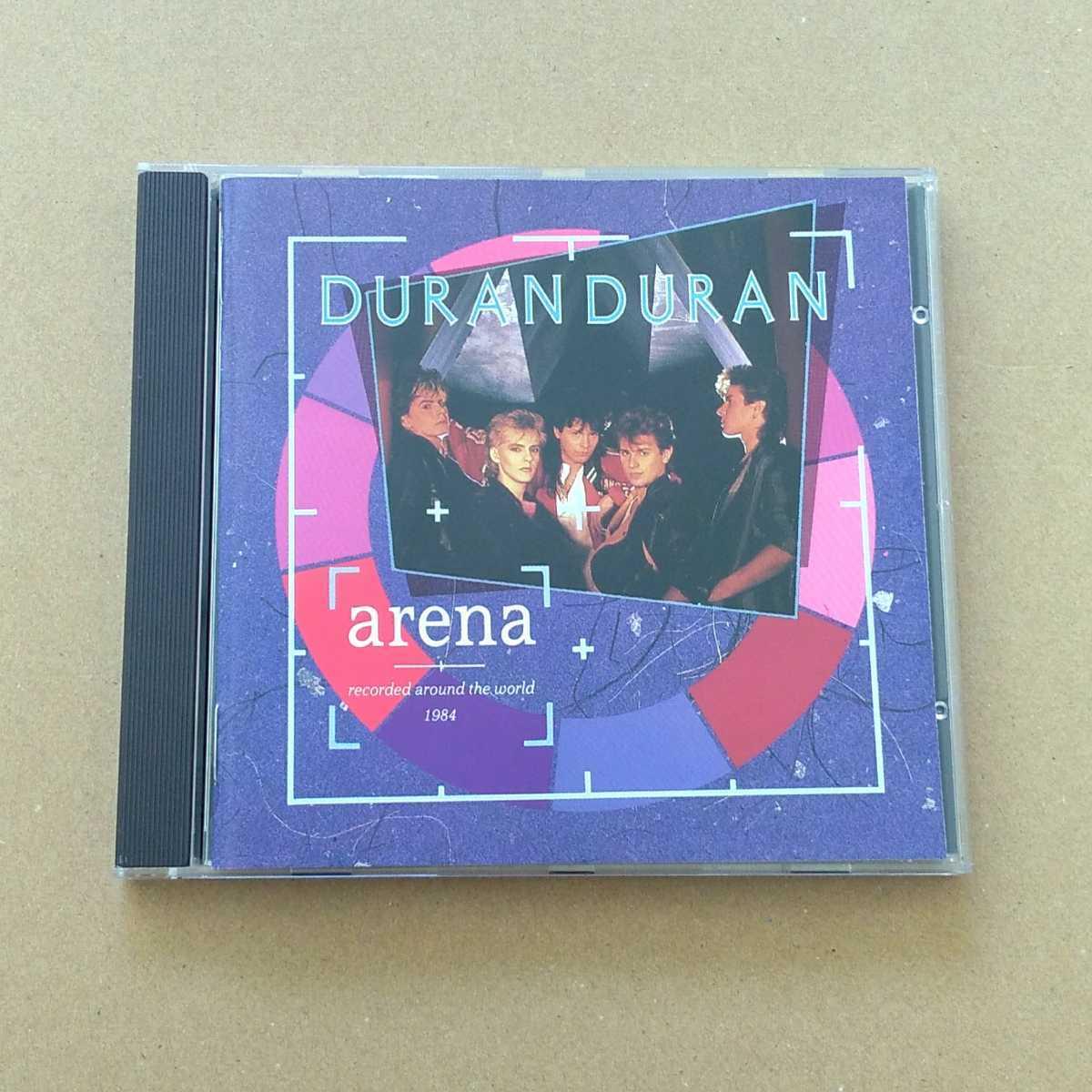 《洋楽》 DURAN DURAN / arena (デュラン・デュラン / アリーナ)
