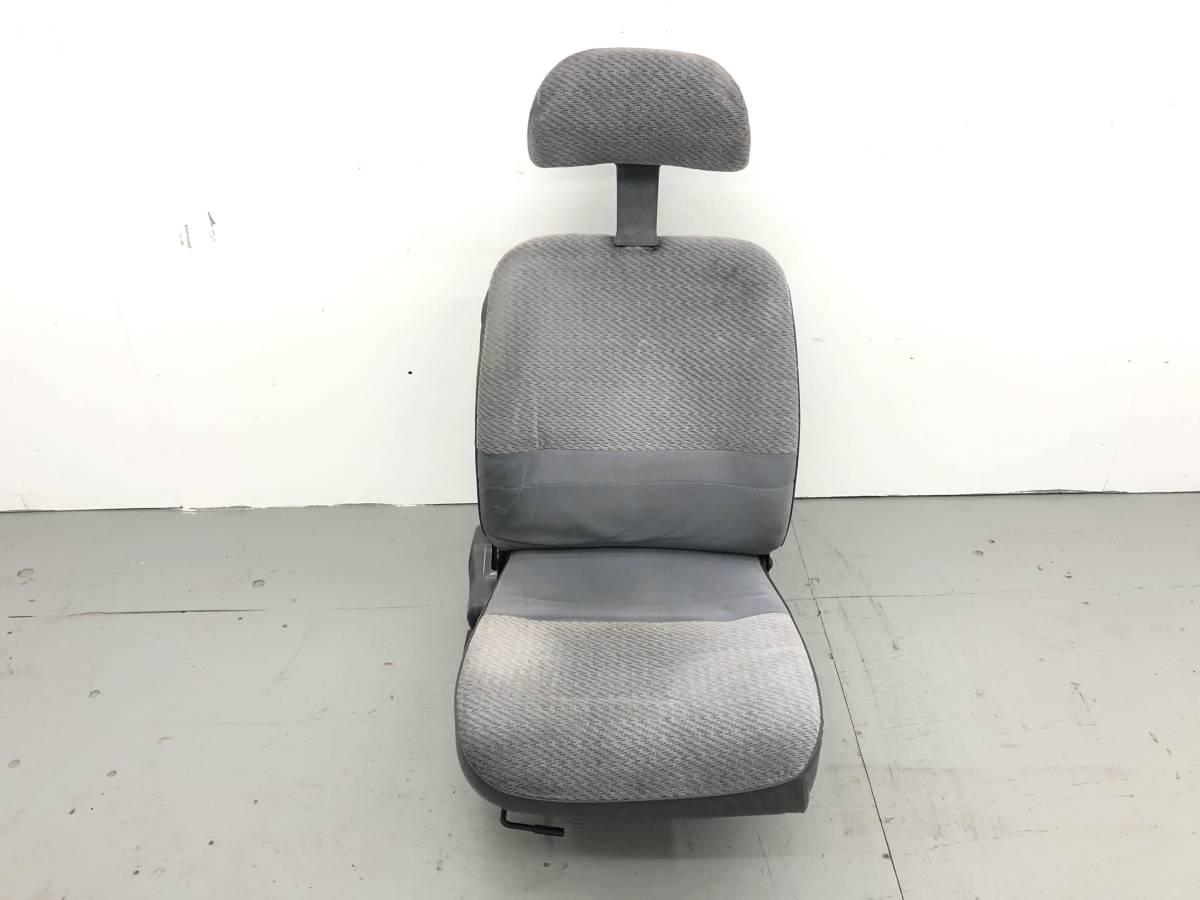 _b54379 ホンダ トゥデイ ハミングX V-JW3 シート 座席 フロント 右 運転席 F/RH C JW2 JA2 JA3_画像1