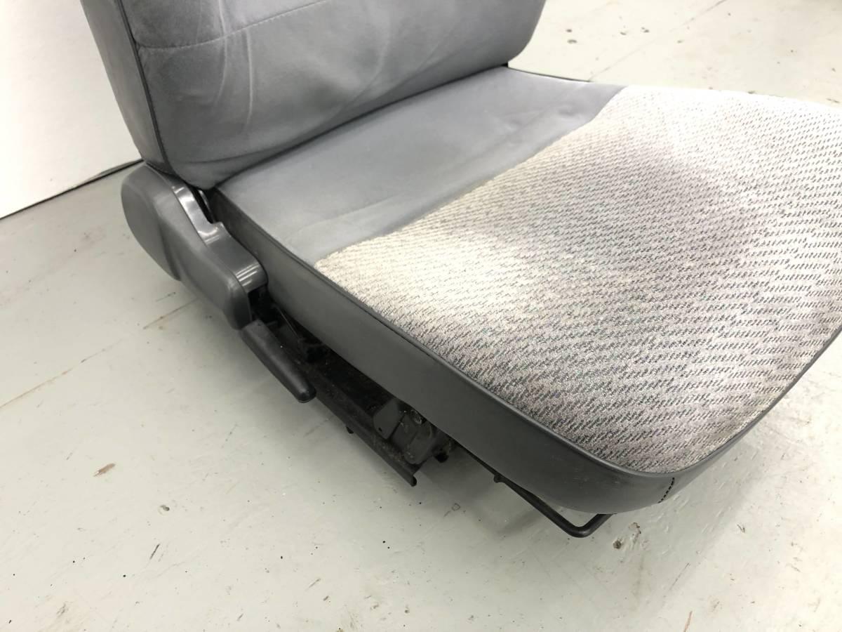 _b54379 ホンダ トゥデイ ハミングX V-JW3 シート 座席 フロント 右 運転席 F/RH C JW2 JA2 JA3_画像6