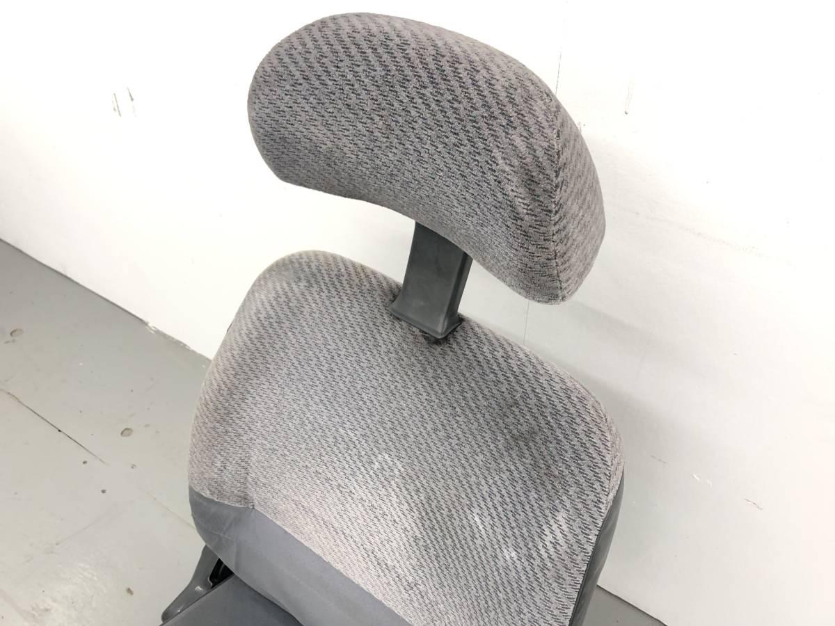 _b54379 ホンダ トゥデイ ハミングX V-JW3 シート 座席 フロント 右 運転席 F/RH C JW2 JA2 JA3_画像2