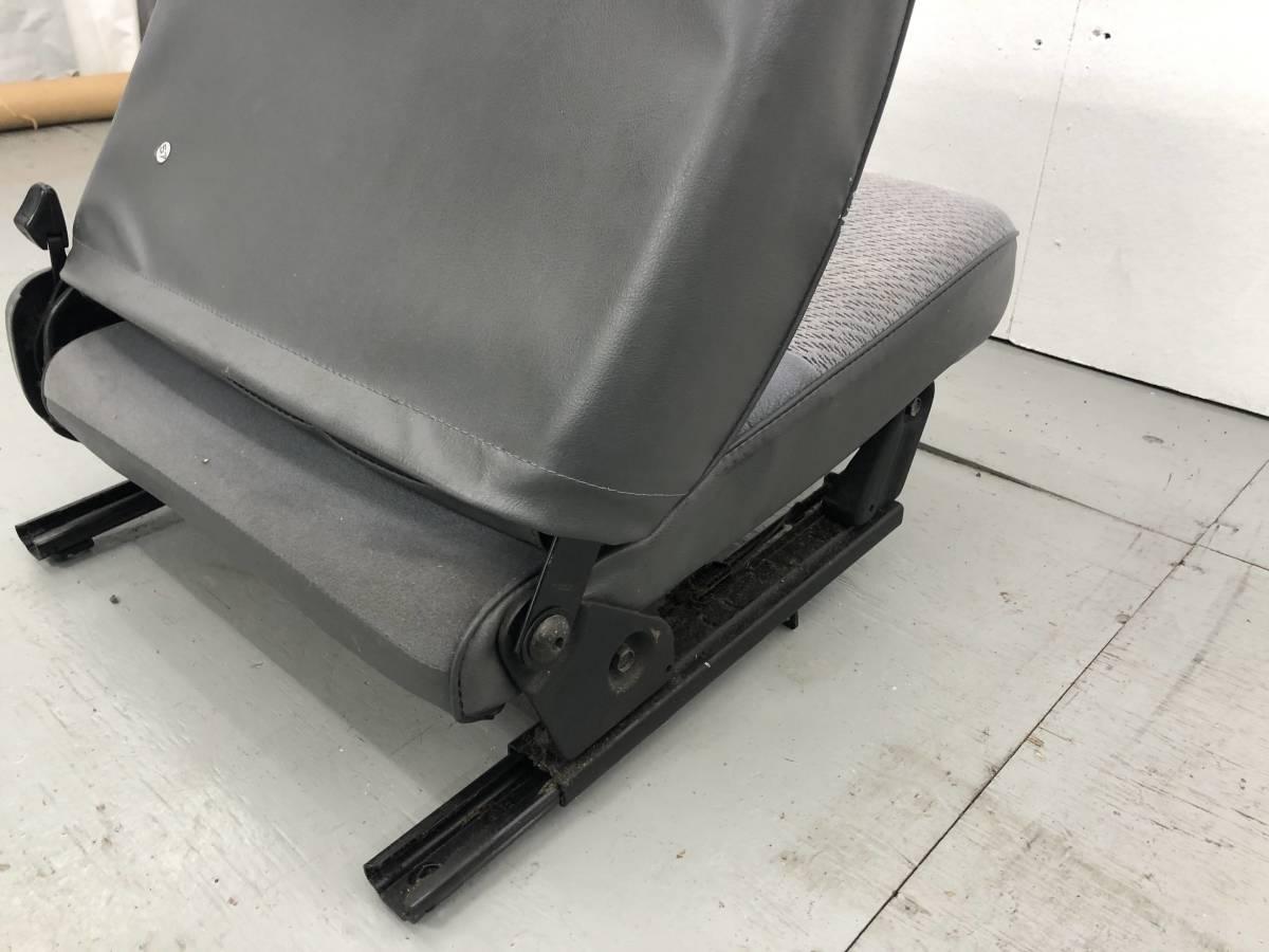 _b54379 ホンダ トゥデイ ハミングX V-JW3 シート 座席 フロント 左 助手席 F/LH C JW2 JA2 JA3_画像8