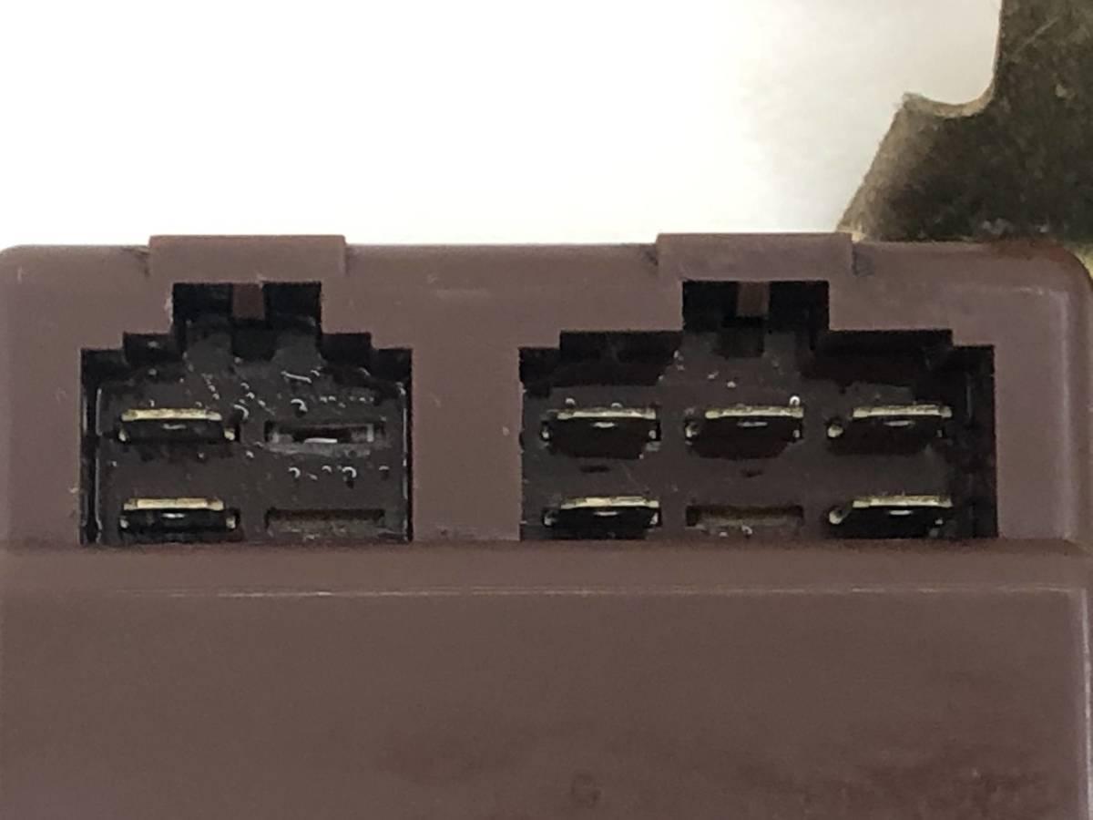 _b54379 ホンダ トゥデイ ハミングX V-JW3 スローカット ユニット キャブレターコントロール JW2 JA2 JA3_画像2