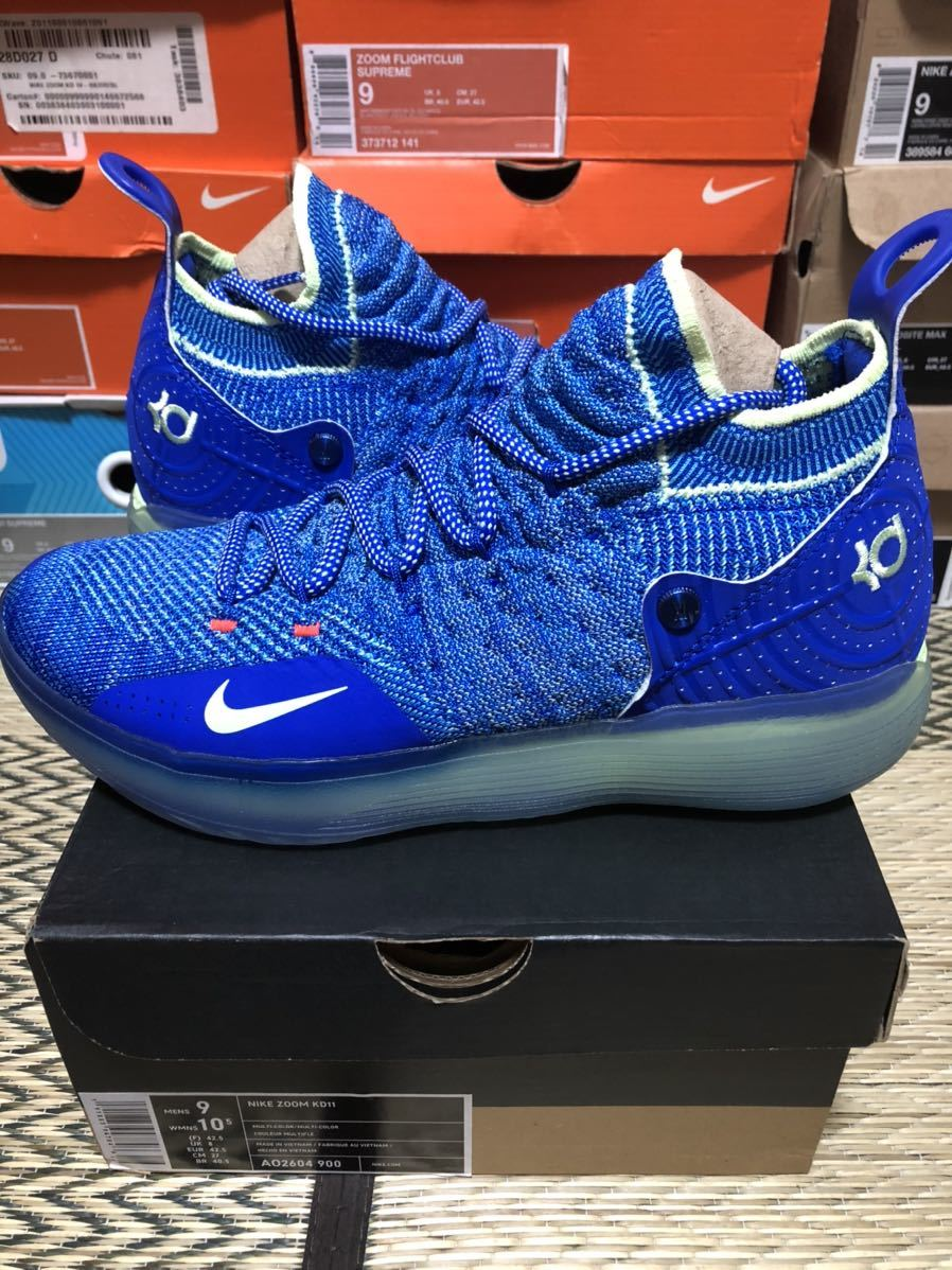 Nike Zoom KD11(ケビン・デュラント)Paranoid us9(27cm)新品_画像2