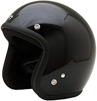 ブラック L ネオライダース (NEO-RIDERS) FX3 ジェット ヘルメット ビッグサイズ 61-62cm未満 SG/P_画像1