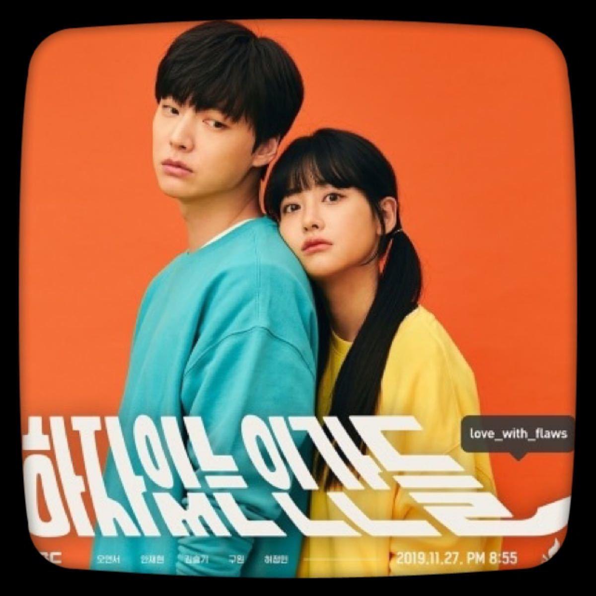 【欠点ある人間たち】Blu-ray 韓国ドラマ 韓流