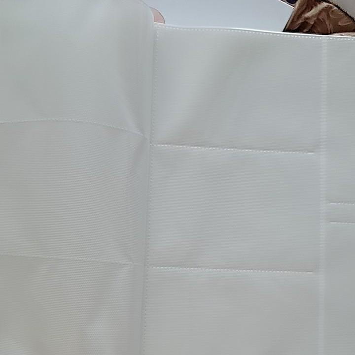 【訳あり】フォトアルバム フラミンゴ 水彩画風 ケース付き 大容量_画像2