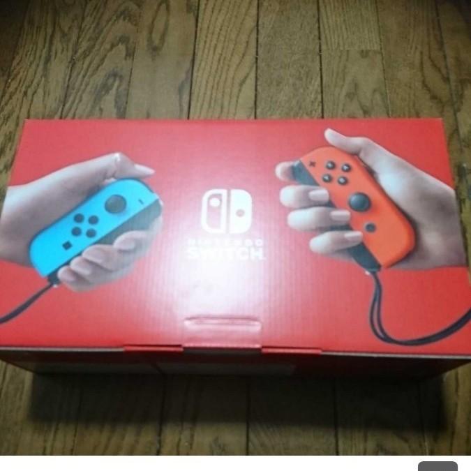 Nintendo Switch ネオンブルー本体ジョイコン以外