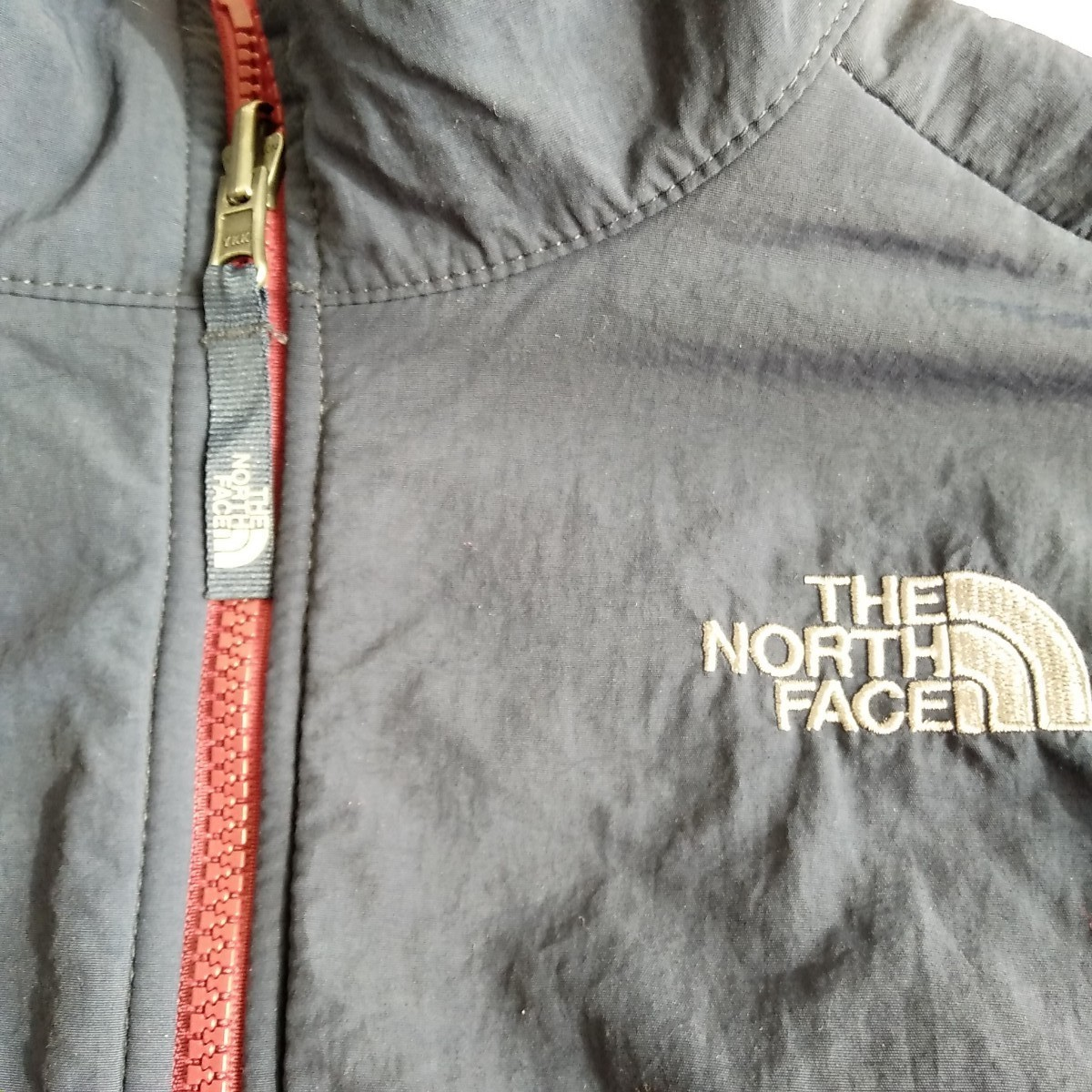 古着 ボーイズ THE NORTH FACE  ノースフェイス ポーラテック フリースジャケット