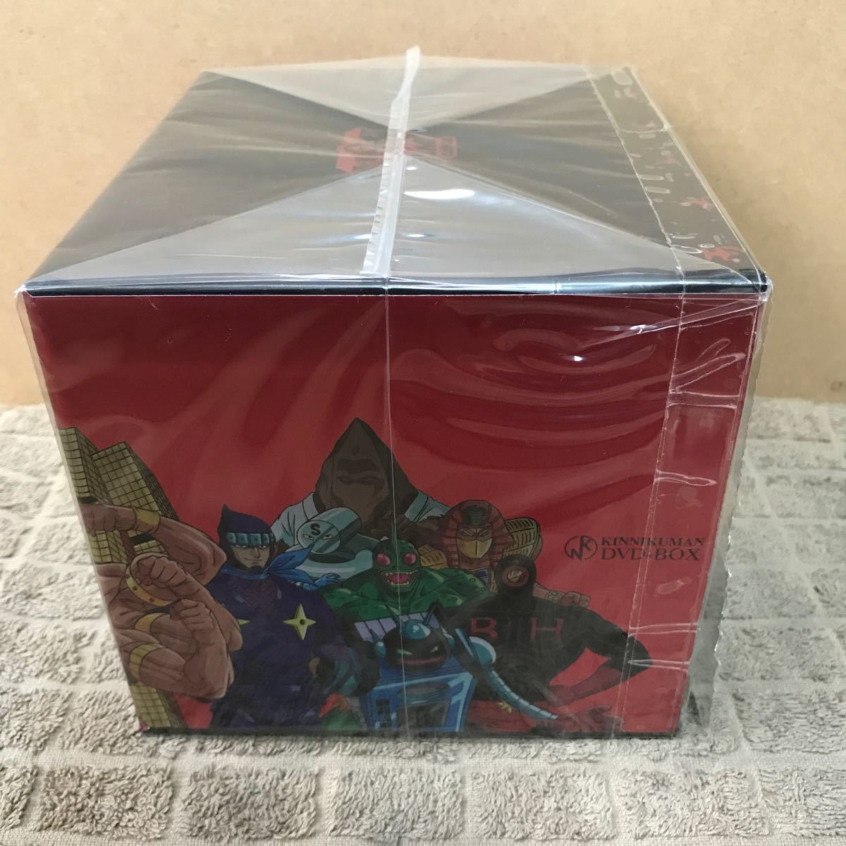 キン肉マン DVD BOX