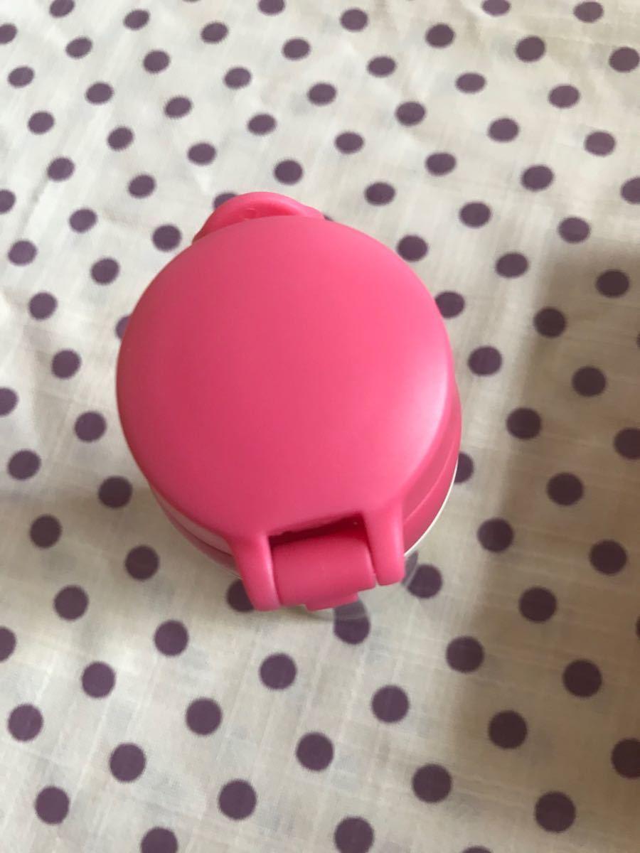 ステンレスボトル うさまる 水筒 ドリンクボトル 未使用 ワンプッシュ ワンハンド