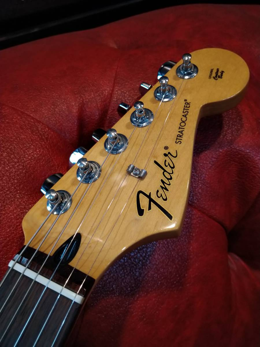 Fender Mexico Standard Stratocaster Suhr ML Pickups ×3 2013年製 Made In Mexico ローズ指板_画像5