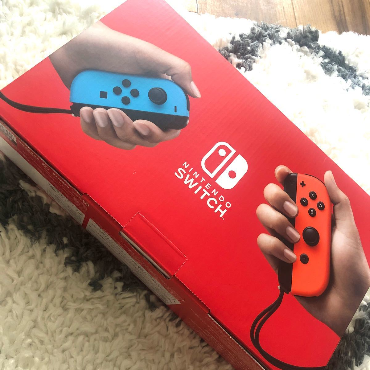 Nintendo Switch ニンテンドースイッチ本体 ネオン 新品未使用 未開封