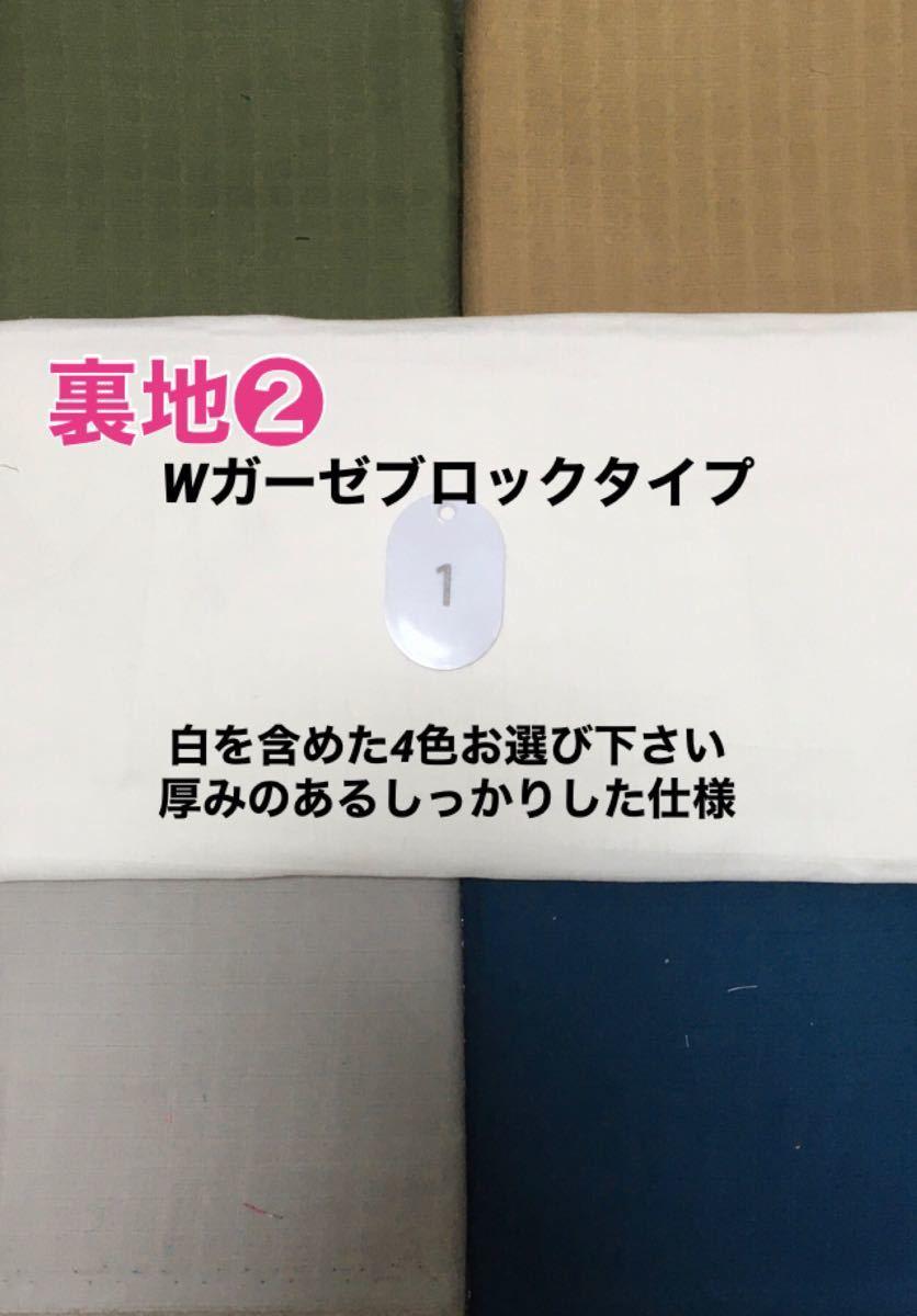 鬼滅の刃 ハンドメイド インナーマスク  商品利用可能生地 伊之助 いのすけ 半々仕様 日本和柄 type1マスク