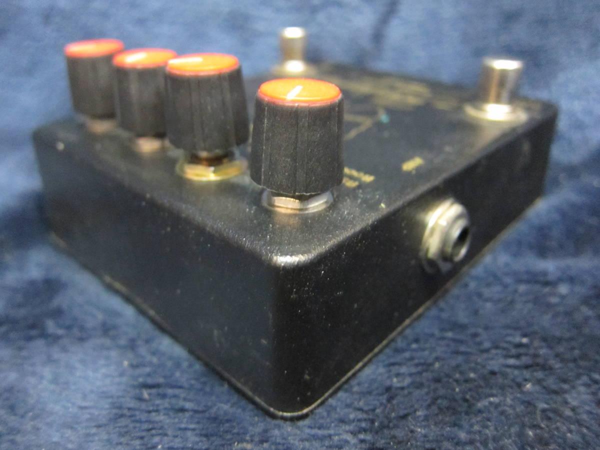 即決☆Fodera Model 2000 Pre-Amp☆稀少な初期型アウトボード・プリアンプ♪_画像2