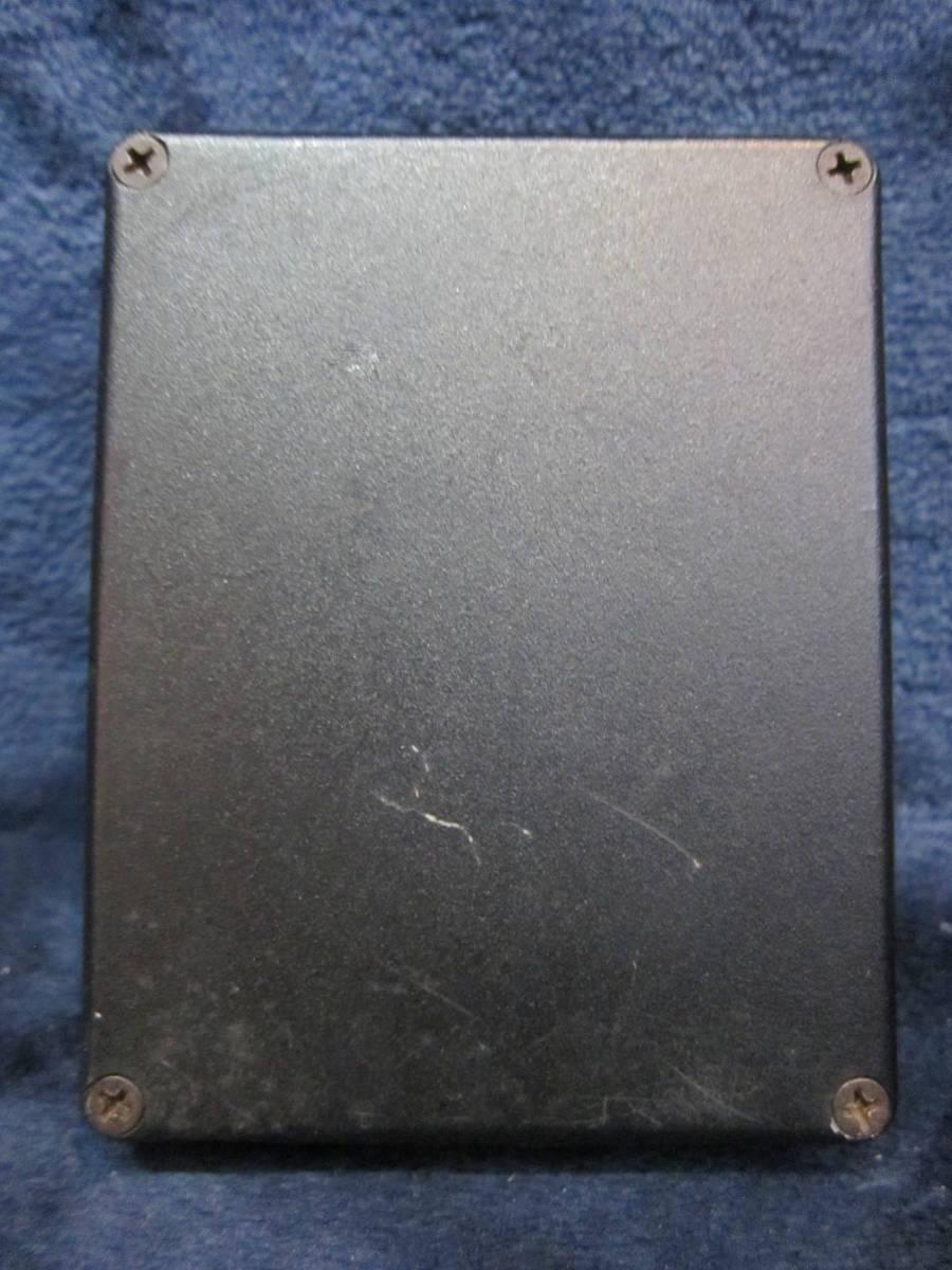 即決☆Fodera Model 2000 Pre-Amp☆稀少な初期型アウトボード・プリアンプ♪_画像4