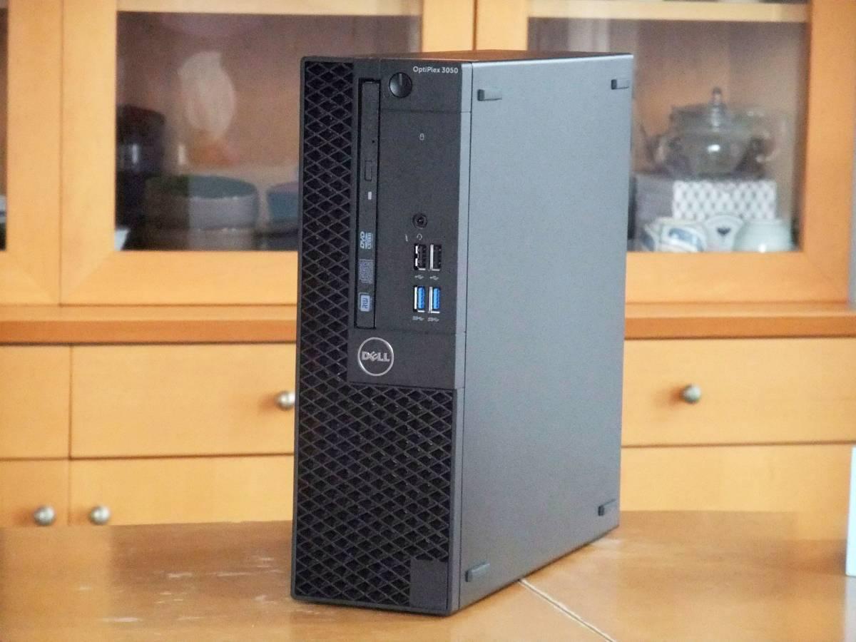 ◆i7-8700K 4.7Gx12/大容量32Gメモリ(DDR4)/新品SSD1TB/HDD4TB/Office2019/Win10/USB3.0/税不要/領収証可/Optiplex3060_画像2