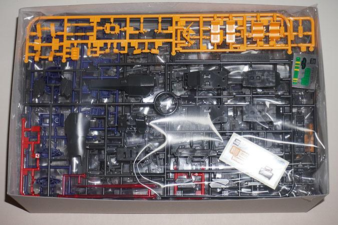 プレミアムバンダイ限定 HG 1/144 ガンダムTR-1 次世代量産機(実戦配備カラー)(ADVANCE OF Z ティターンズの旗のもとに)_画像2