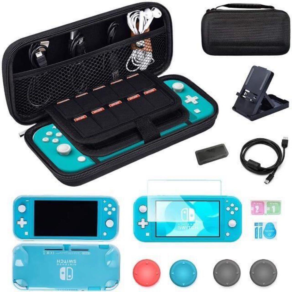 Nintendo Switch 任天堂スイッチケース 任天堂スイッチ ガラスフィルム