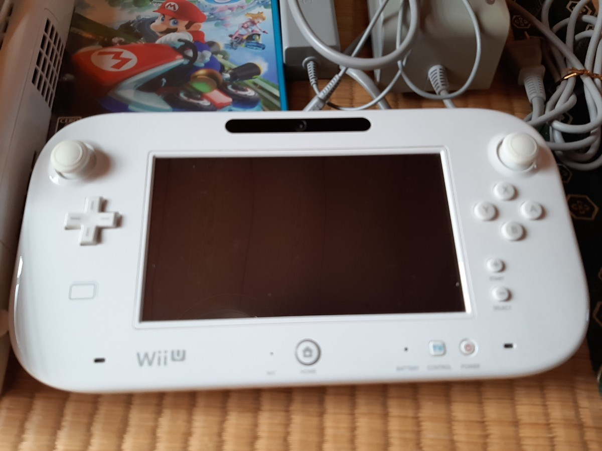 WiiU 本体 マリオカート8