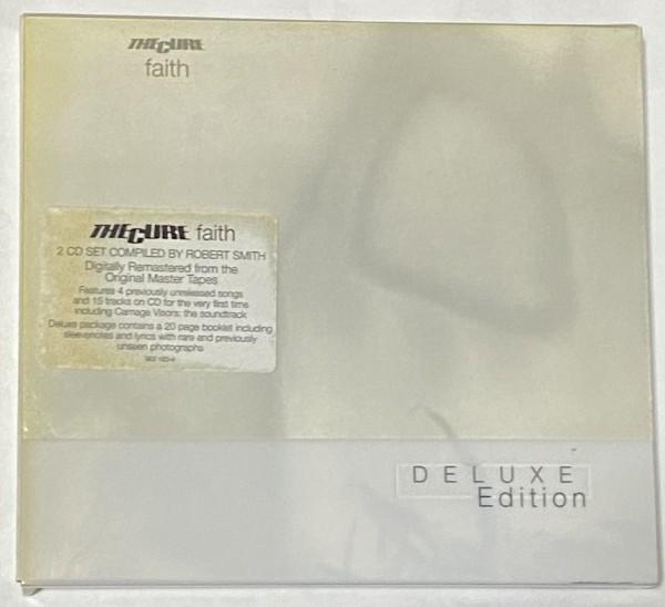 THE CURE FAITH DELUXE EDITION 2CD