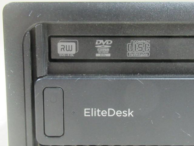 Ω ZPC 10100#保証有 HP EliteDesk 800 G2 SFF Win10Pro/ Core i5-6500/ 8GB/ 1000GB 領収書発行可・祝10000取引突破!!_画像3