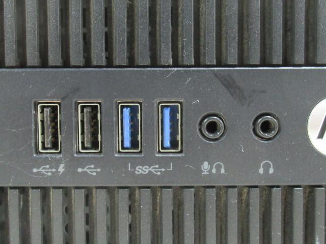 Ω ZPC 10100#保証有 HP EliteDesk 800 G2 SFF Win10Pro/ Core i5-6500/ 8GB/ 1000GB 領収書発行可・祝10000取引突破!!_画像2