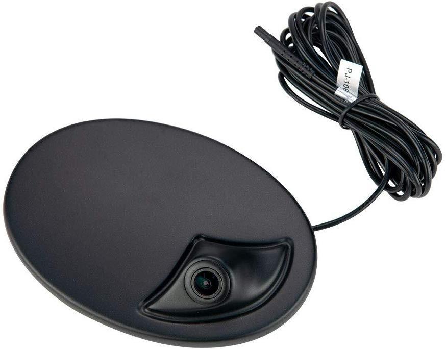 データシステム FCK-73NS3 エンブレム フロントカメラキット N-VAN JJ1・2 H30.7~ つや消し黒塗装FCK73NS3_画像1
