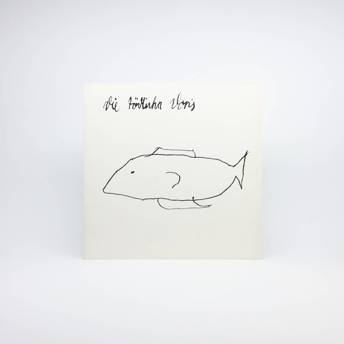 [LP] '81独Orig / Zickzack / 72048 / Die Todliche Doris / Ohne Titel / Art Rock / Noise / Experimental / Minimal