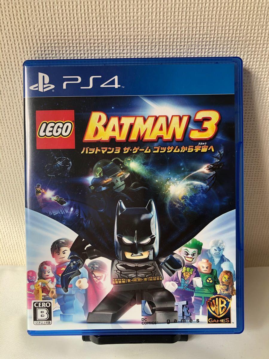 PS4 LEGOバットマン PS4 PS4ソフト LEGO レゴ バットマン