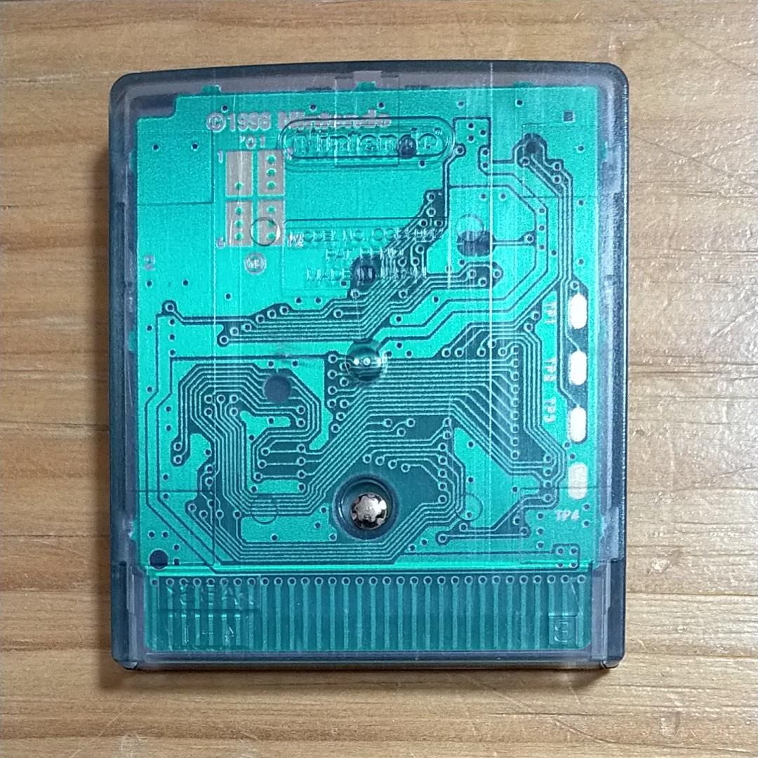 最安値!!ゲームボーイカラー ソフト ゼルダの伝説ふしぎの木の実大地の章