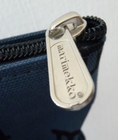 マリメッコ ロゴマニア Logomania MINI MATKURI ミニマツクリ トートバッグ ブルー 北欧 marimekko 廃盤 希少 日本限定