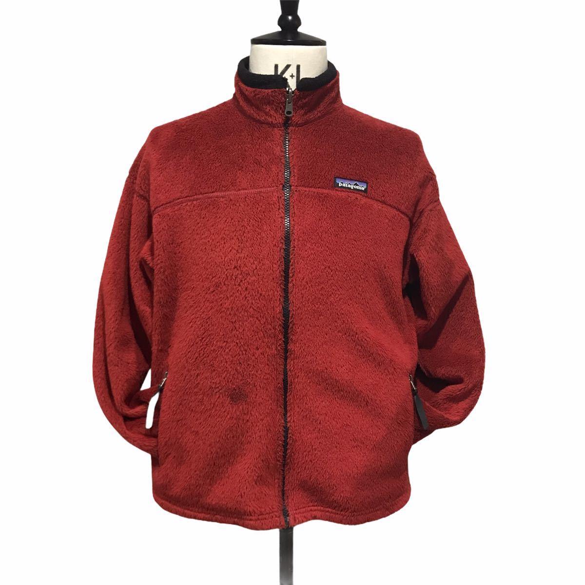 patagonia パタゴニア フリースジャケット USA製 RETRO パタゴニアレトロX キッズXL