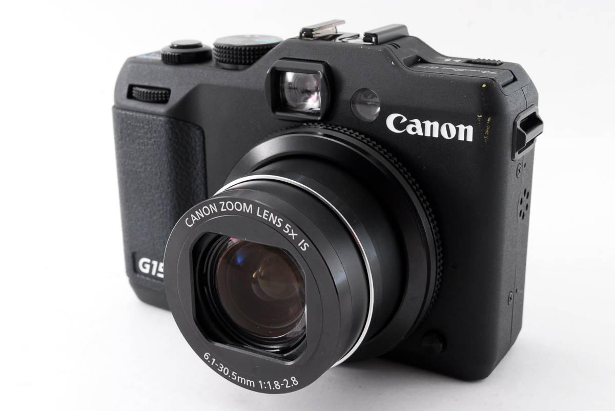 キャノン Canon PowerShot G15 #3565STC0120FE22_画像2