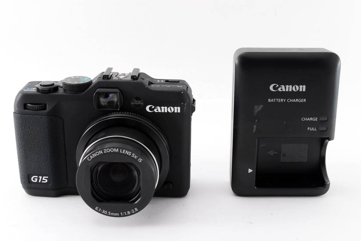 キャノン Canon PowerShot G15 #3565STC0120FE22_画像1