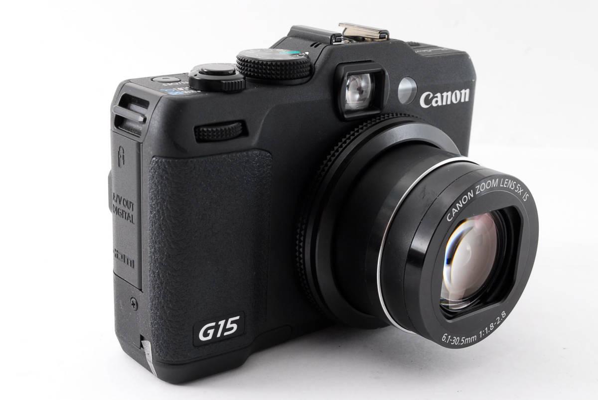 キャノン Canon PowerShot G15 #3565STC0120FE22_画像3