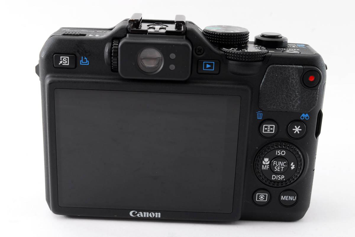 キャノン Canon PowerShot G15 #3565STC0120FE22_画像6
