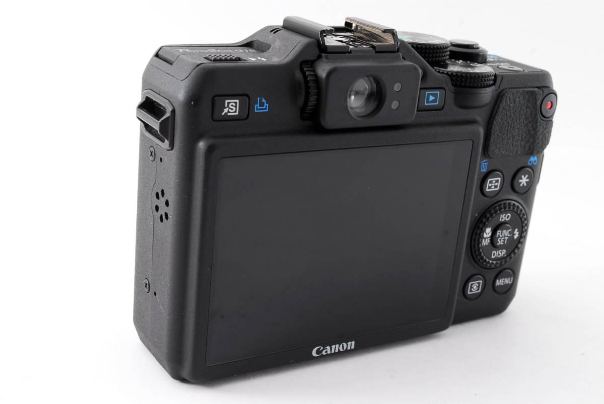 キャノン Canon PowerShot G15 #3565STC0120FE22_画像7